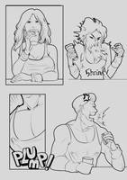 [WIP] Wrong drink by pygmalionofcyprup