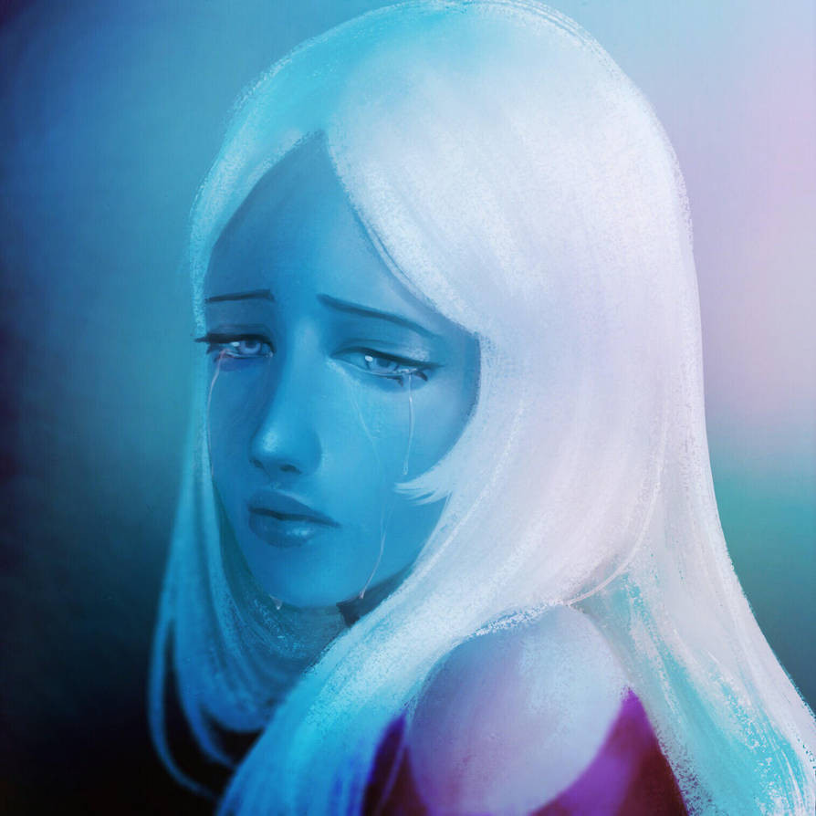 Blue Diamond from Steven Universe fanart Hope you like it ^^