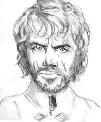Tyrion Lannister by ChuckBarrow