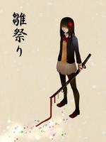 Girl's Festival by sawakou