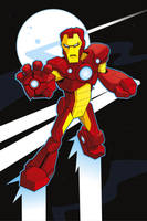 Iron Man by BurningEyeStudios