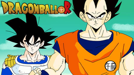 DragonBall R (New AU) by ADJtheArtist