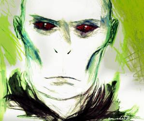 Lord Voldemort by ansketil