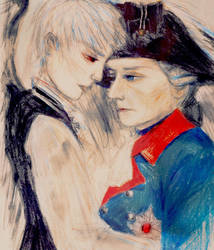 Prussia and Old Fritz by ansketil