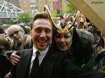 Lady of Mirule and Tom Hiddleston by LadyofMisrule