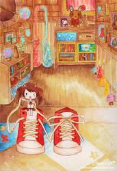 Ride Your Shoes by kawaiimiu
