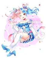 Commission - Trixie by kawaiimiu