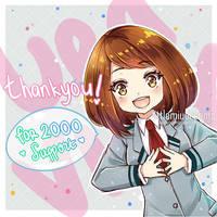 Thankyou! by kawaiimiu