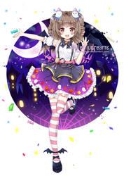 Happy Halloween! by kawaiimiu