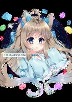 Commission - Mio by kawaiimiu