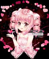 Commission - May by kawaiimiu
