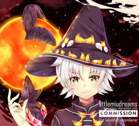 Commission - Connor by kawaiimiu