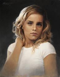 Emma Watson by thomsontm