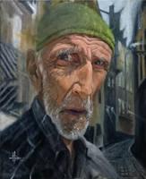 Oldman by mickehill