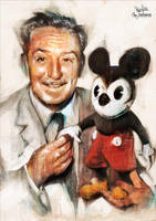 Walt Disney Tribute 1 by mickehill