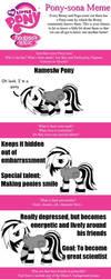 Ponysona bandwagon by SalaComMander