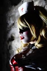 Harley Quinn by golauree