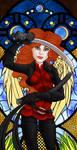 Swordswoman by RoCueto