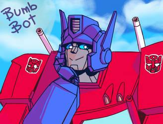 Optimus Prime G1 by BumbBot