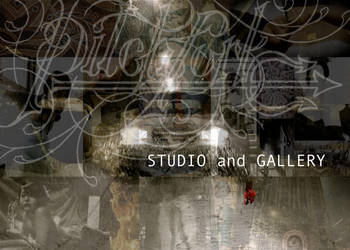 Pitchfork postcard front by DCLXVImages
