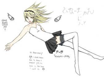 To Hina-chan by houseki-chan