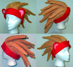 Porcupine Style Hat by LoopyWolf