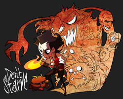 Don't Starve by nisiman