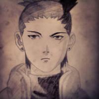 Shikamaru Nara - Naruto by IkSdHkPk