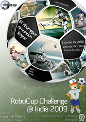 Robocup Challenge India 2009 by TheMonsterMind