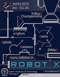 Robotix 2009 by TheMonsterMind