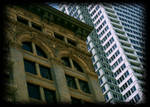 Leaning Towards...Old And New by jrgee