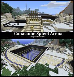 Conacome Spleef Arena by AaronMk