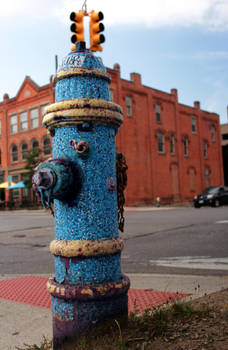 Fire Hydrant by AaronMk