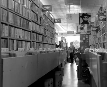 Record Store by AaronMk
