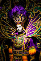 Carnival Costume by AaronMk