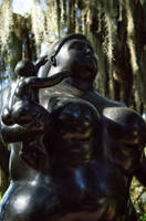 Fernando Botero's Mother and Child by AaronMk