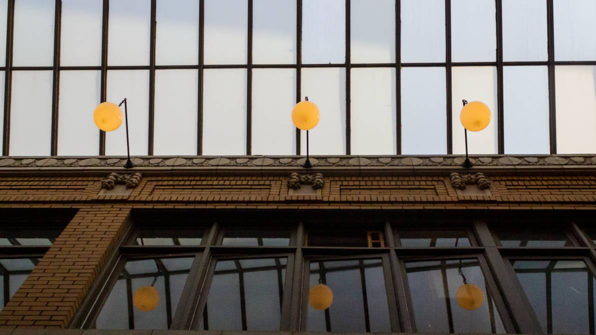 Window Reflections by AaronMk