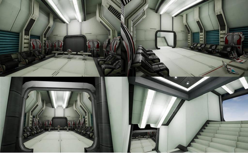 Mass Effect Armory Remake by kasigawa