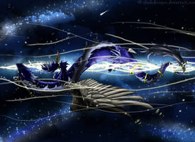 Aion the lifelight by ShadoDoragon