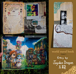 World Book Entry by JaydenDragon