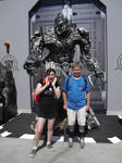 Meeting Mighty Megatron by SSL13
