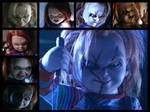 Curse of Chucky Collage by SSL13