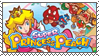 .~Super Princess Peach stamp~. by ThePinkMarioPrincess