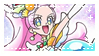 .~Cure Parfait stamp~. by ThePinkMarioPrincess