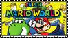 .~Super Mario World Stamp~. by ThePinkMarioPrincess