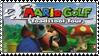 .~Mario Golf: Toadstool Tour Stamp~. by ThePinkMarioPrincess