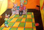 C: Play room by Siara-chan