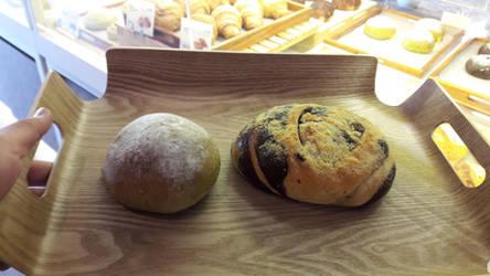 Love bread ~ by Deviljackies