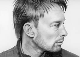 Thom Yorke by markstewart