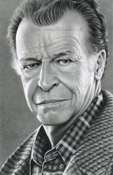 Walter Bishop by markstewart
